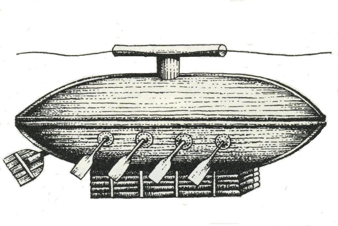 Підводні козацькі човни